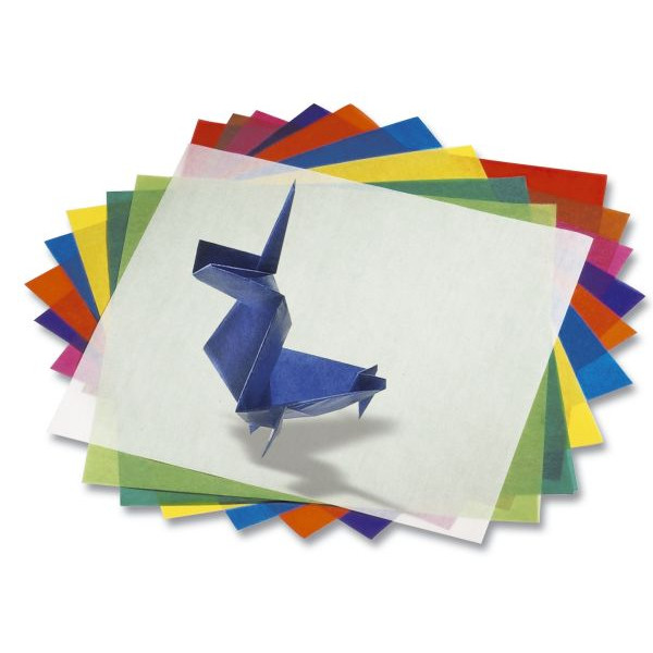 FOLIA Drachenpapier 70x100cm gefalzt auf 35x50cm 42g weiß 82500