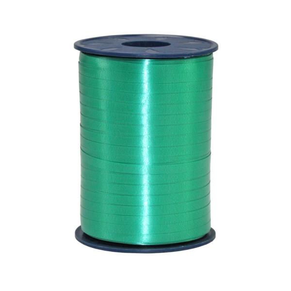 PRÄSENT Geschenkband Ringelband 5mm x 500m grün