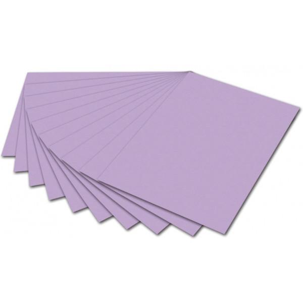 FOLIA 6431 130g Tonpapier A4 lila