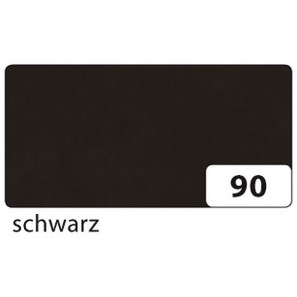 FOLIA FOLIE 88120-90 Rl 70x100 42g Transparentpapier schwarz