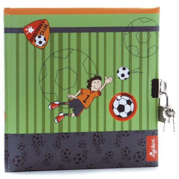 SIGIKID 44263 16,5x16,5cm Tagebuch Kily Keeper