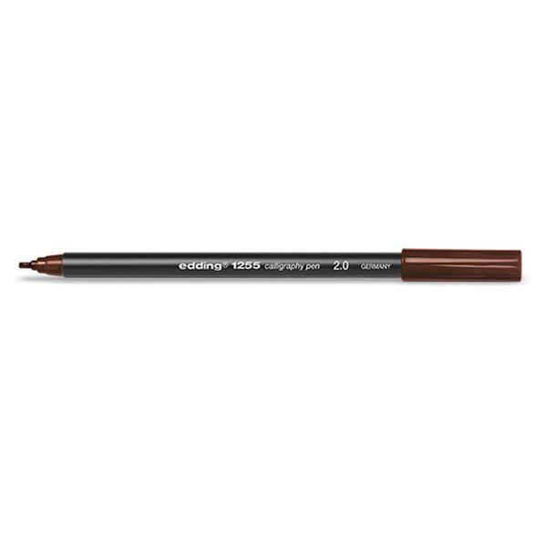 EDDING 12552-0018 2,0mm Calligraphypen braun
