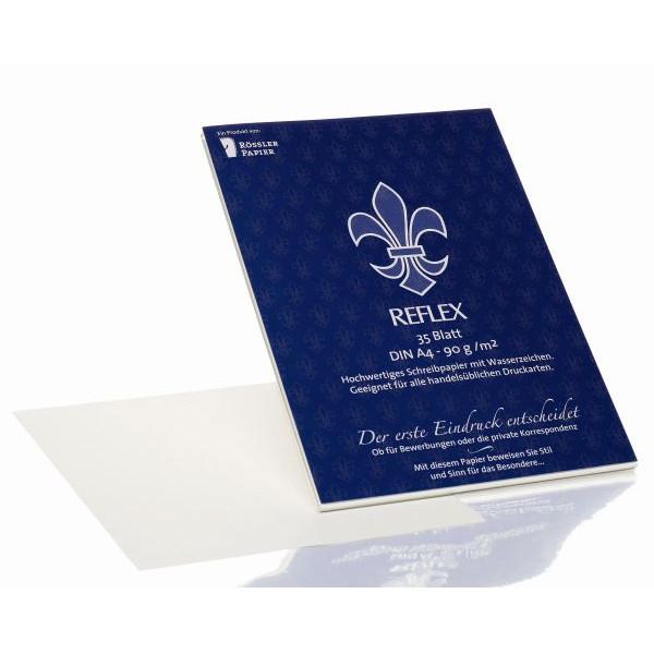 Rössler Reflex 23003201 Schreibpapier A4 35BL