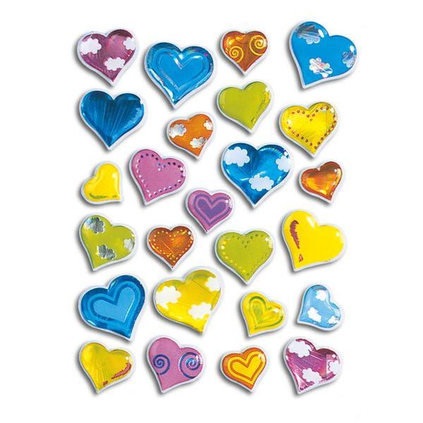 HERMA 5217 Herzen Sticker Magic