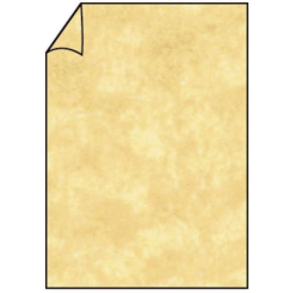 COLORETTI 220701957 Briefbogen A4 80g 10ST sah.brn
