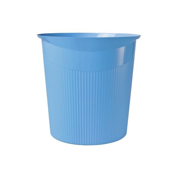 HAN 18140-54 LOOP Papierkorb 13l hellblau Trend Colour