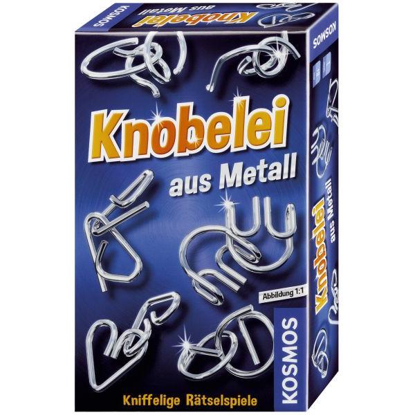 Kosmos 711221 Knobelei aus Metall Mitbringspiel