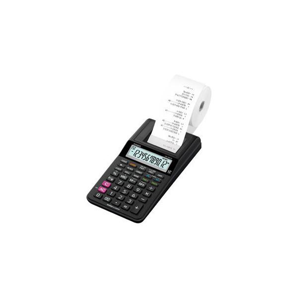 CASIO HR-8RCE druckend Tischrechner 12-stellig