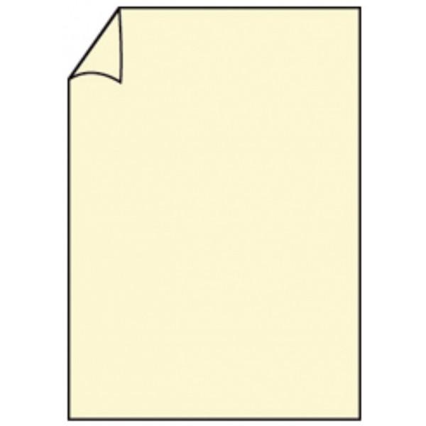 Rössler Briefbogen A4 100g chamois 100er Pack