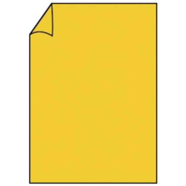 Rössler Briefbogen A4 100g ocker 100er Pack
