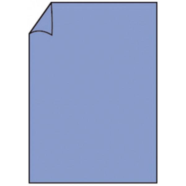 Rössler Briefbogen A4 100g d'blau 100er Pack