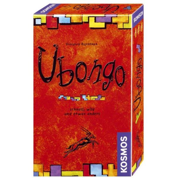 KOSMOS 699345 Mitbringspiel Ubongo