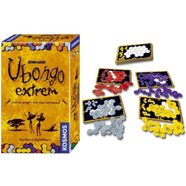 KOSMOS 699437 Mitbringspiel Ubongo extrem