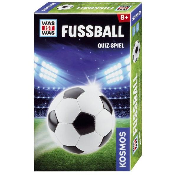 KOSMOS 699734 Fussball-Quiz Mitbringspiel Was ist was