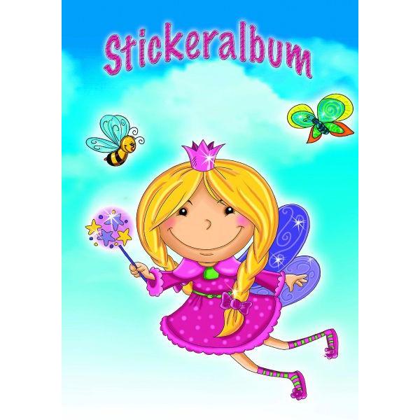 Zweckform 57798 Stickeralbum A5 Prinzessin