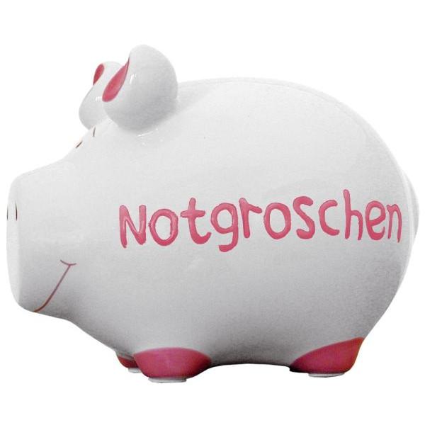 KCG 100493 Notgroschen Spardose Schwein klein