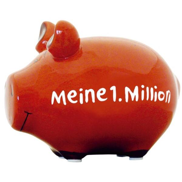 KCG 100957 Meine 1.Million Spardose Schwein klein