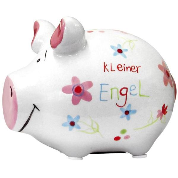 KCG 101021 Mein kleiner Engel Spardose Schwein klein