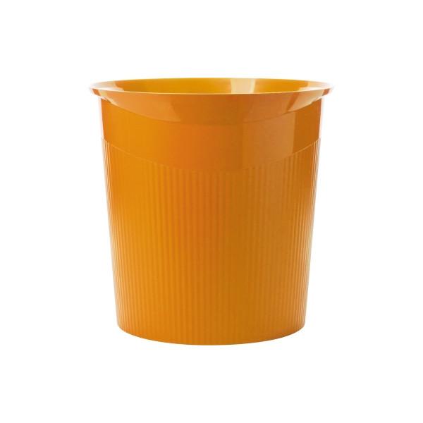 HAN 18140-51 LOOP Papierkorb 13l orange Trend Colour