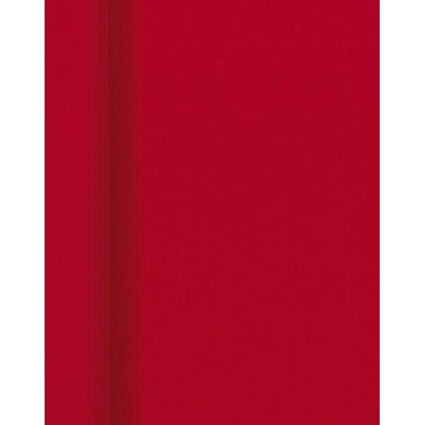 Duni Tischtuchrolle rot 118cm x 10m