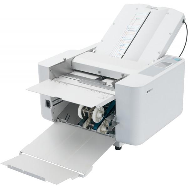 Ideal Falzmaschine 8345 6 Falzarten