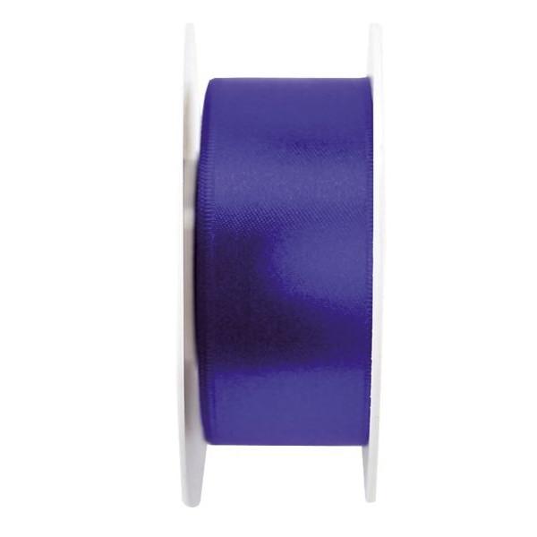 Goldina Geschenkband Doppelsatinband 40mm x 25m ultramarin
