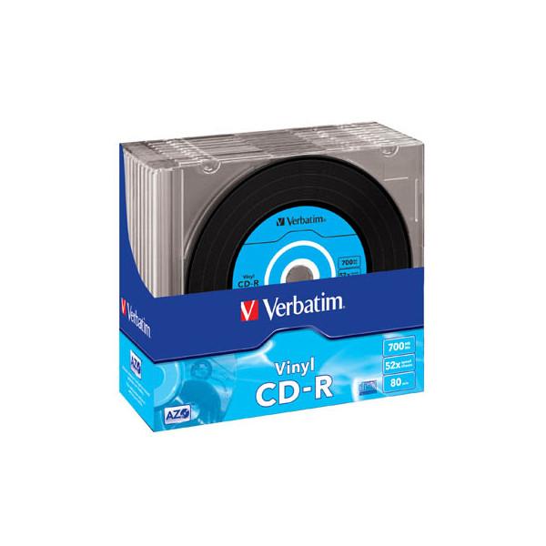 Verbatim CD-R AZO 700 MB 43426 VE10