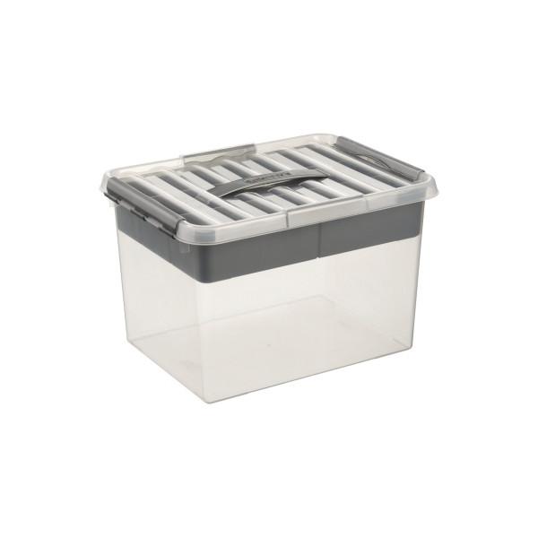 sunware Box 22l H6161002 mit Griff
