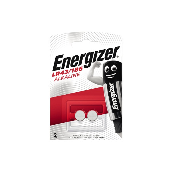 Energizer Batterie LR43 639319 VE2