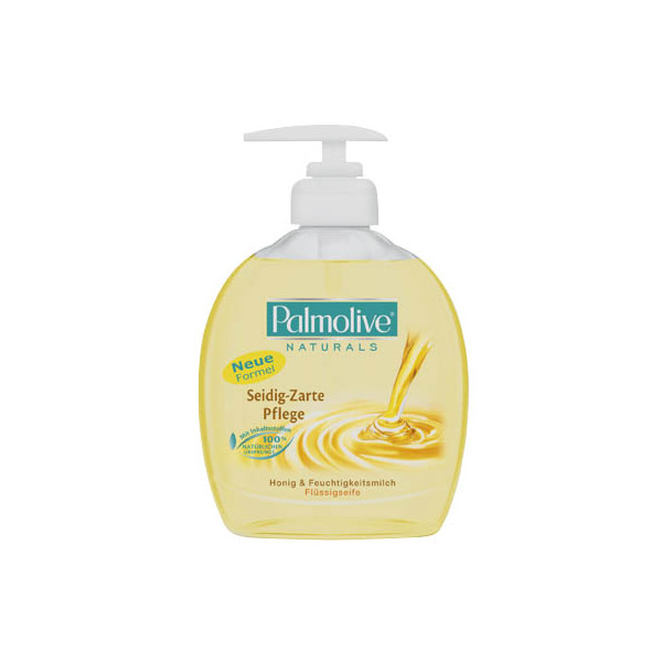 Palmolive Cremeseife NATURALS Milch & Honig Flüssigseife 300,0 ml 43775-60