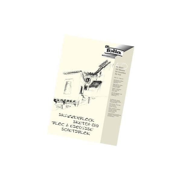 folia 5 Skizzenblöcke A3 8303