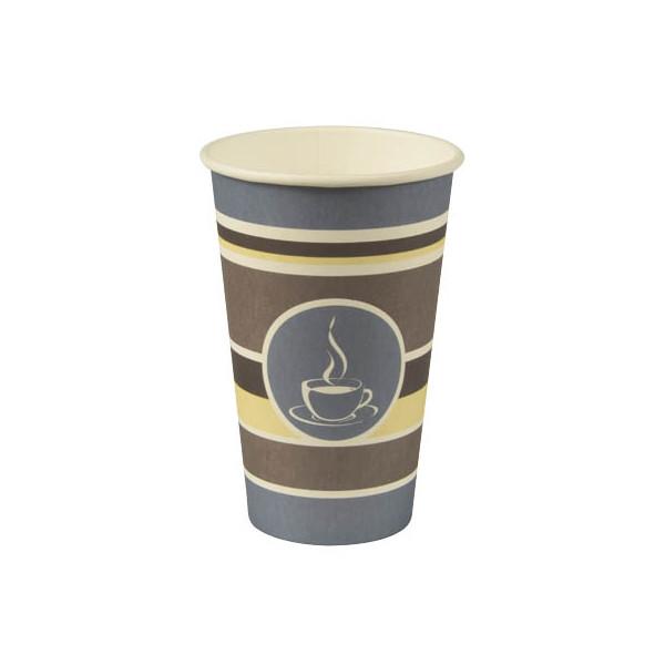 PAPSTAR 50 Einweg-Kaffeebecher 90129