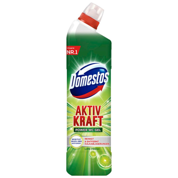 Domestos AKTIV KRAFT WC-Reiniger 0,75 l 119-70