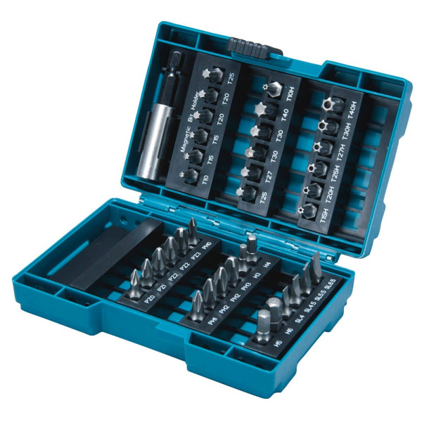makita B-28606 Bit-Set 37-teilig B-28606