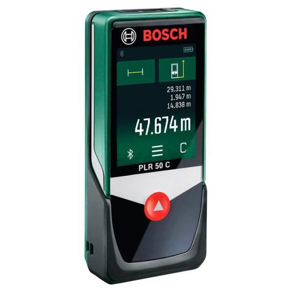 BOSCH Laser-Distanzmessgerät PLR 50 C 277547