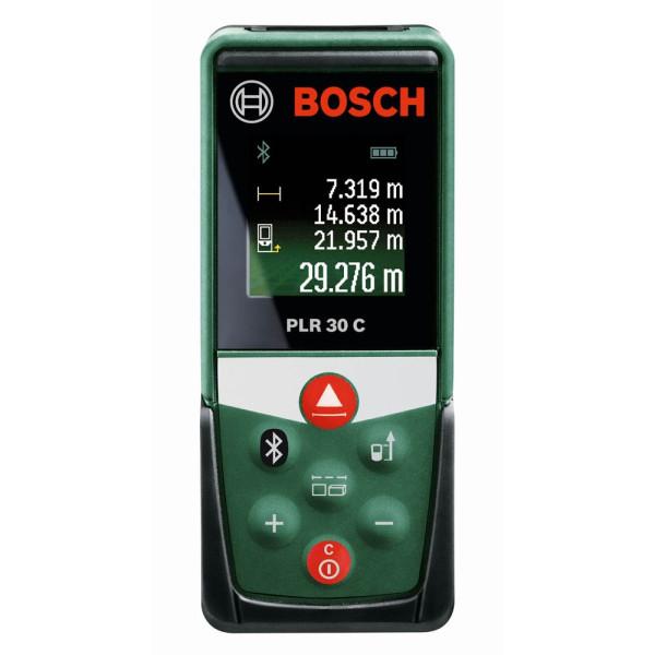 BOSCH Laser-Distanzmessgerät PLR 30 C 277546
