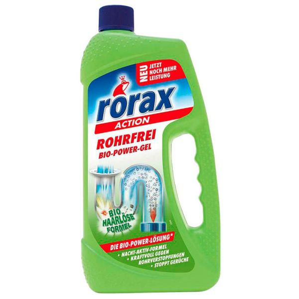 rorax ROHRFREI BIO-POWER-GEL Rohrreiniger 1,0 l 723967