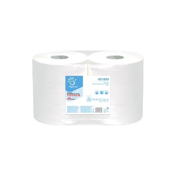 Papernet Toilettenpapier Maxi 401849 2-lagig 6 Rollen