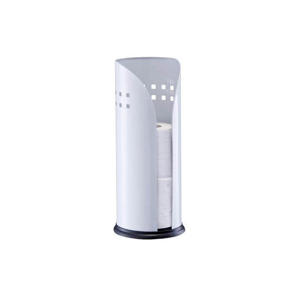 Zeller Toilettenpapierhalter weiß 18705