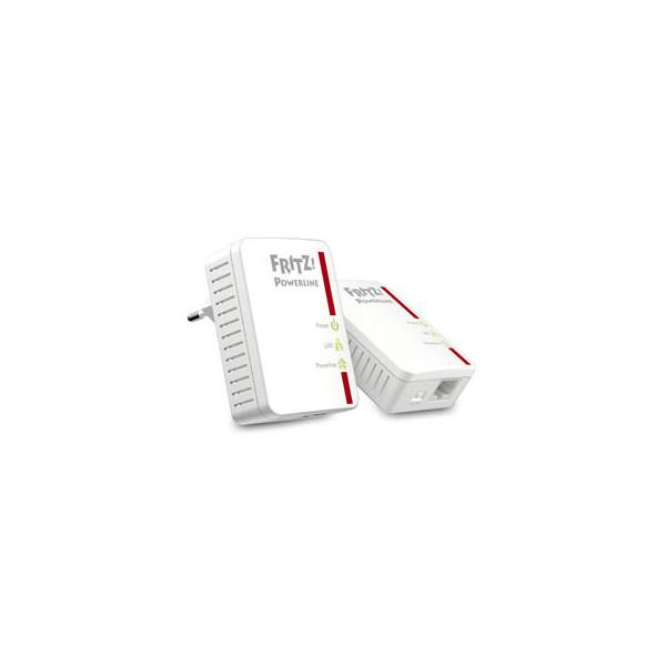 AVM FRITZ!Powerline 510E Set Powerline-Adapter-Set