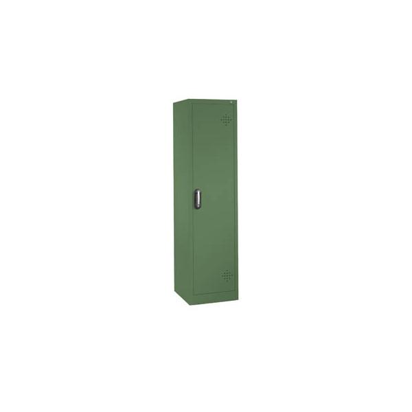 CP Umweltschrank 8901-315, Stahl abschliessbar, 50 x 195 x 50 cm, grün