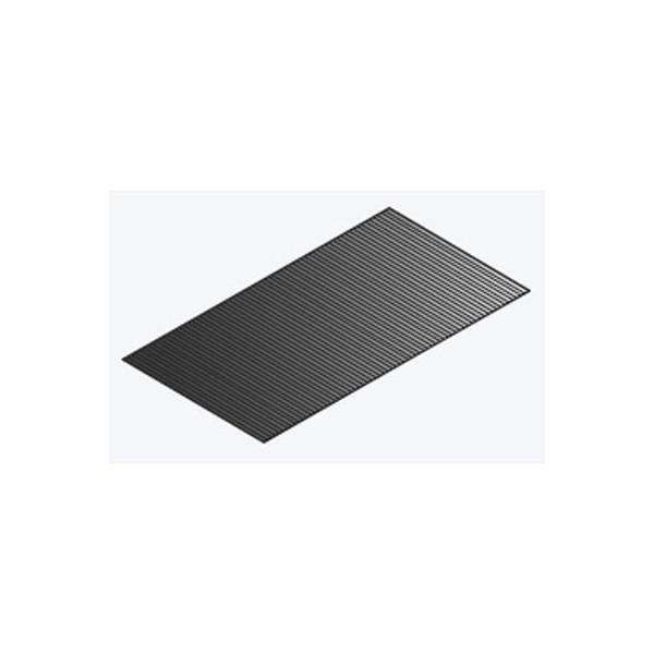 CP Gummimatte grafit 8851-00