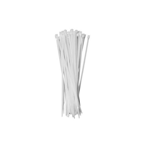 CON:P 50 Kabelbinder weiß B20444