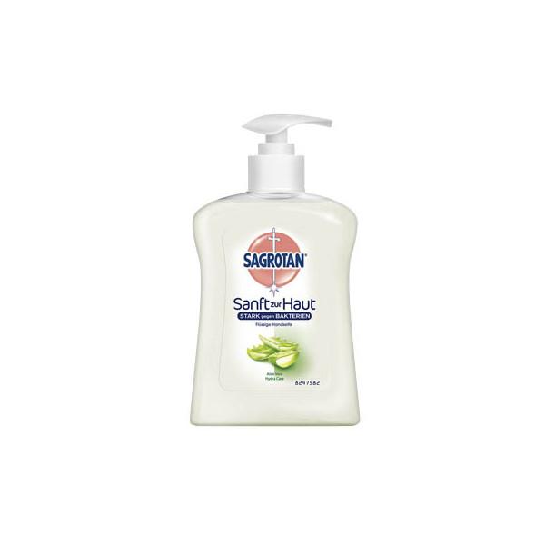 SAGROTAN Sanft zur Haut Flüssigseife 250,0 ml 881837