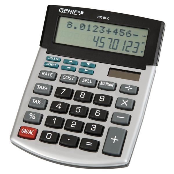 GENIE 235 BCC Tischrechner 12540