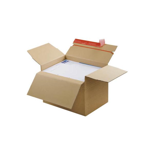 ColomPac 10 Faltschachteln Blitzbodenkartons CP141.201.010