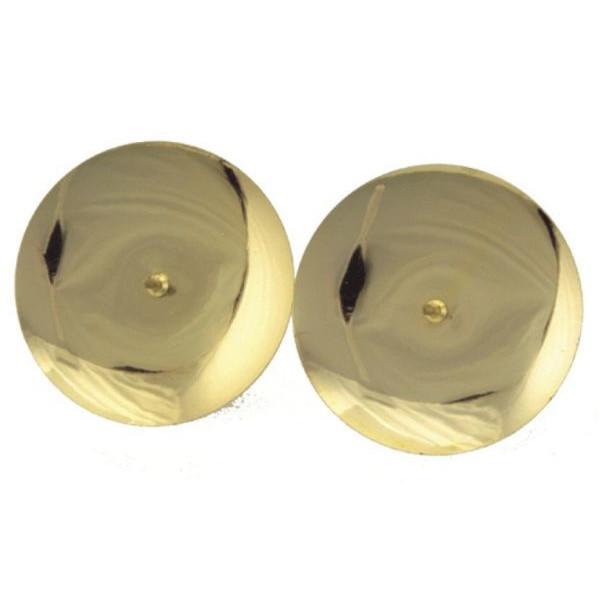 10690 gold mit Dorn 4ST Adventkerzenhalter 5 cm Schale