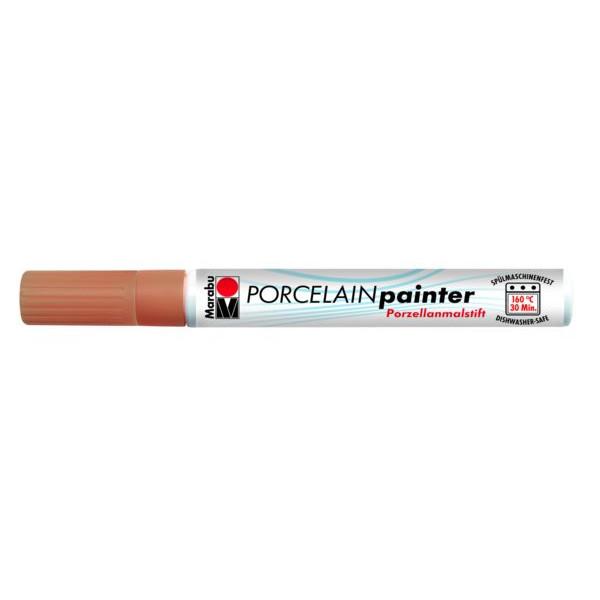 MARABU Porzellanmalstift 01230 031 087, kupfer, 1-2mm