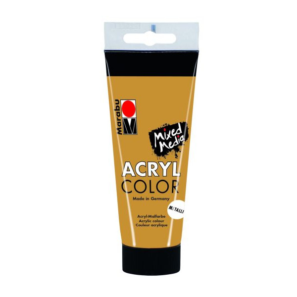 MARABU MARABU 1201 50 084 100ml Acrylfarbe Color gold