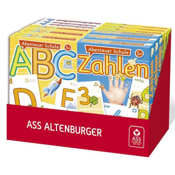 ASS 22572840 Lernspiel Schule sort.
